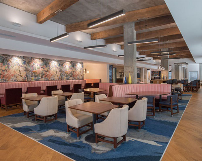 Hampton Inn & Suites — Pearl District
