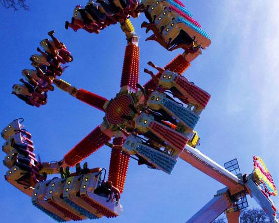 Annual Partner Appreciation Day at Oaks Amusement Park