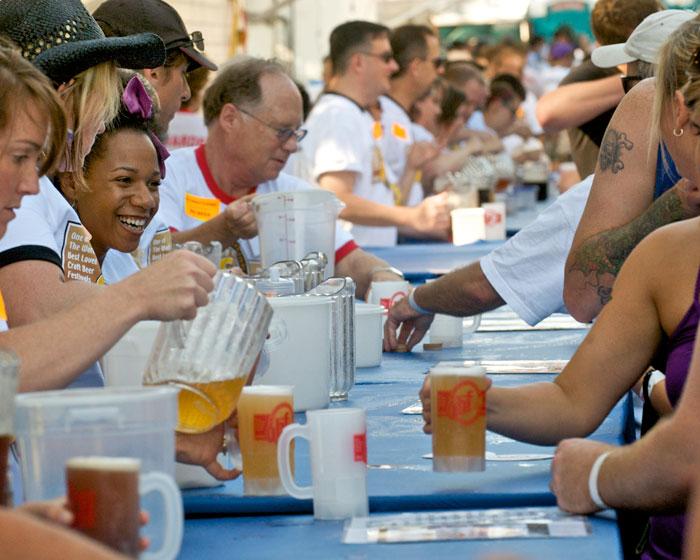 Oregon Brewers Festival.