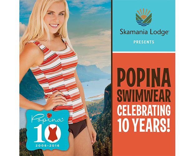 Popina Swimwear: Celebrating 10 years!