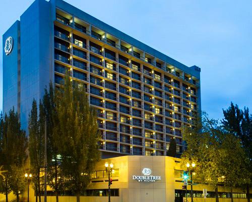 DoubleTree by Hilton Portland