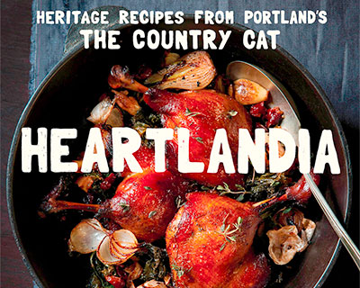 The Heartlandia cookbook