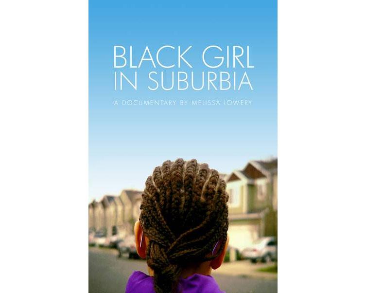Black Girl in Suburbia